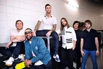 Maroon 5 ENTREVISTA
