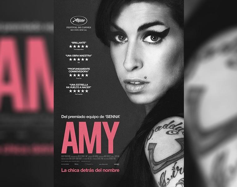 El documental 'AMY' se estrena el 17 de julio en España | LifeStyle