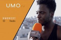 UMOnext: 05 - Kwabs | UMOtv | UMOMAG