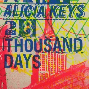 "Alicia Keys - ""28 Thousand Days""   Audio   UMOMAG"