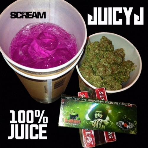 Juicy J - 100% JUICE   Mixtapes   UMOMAG