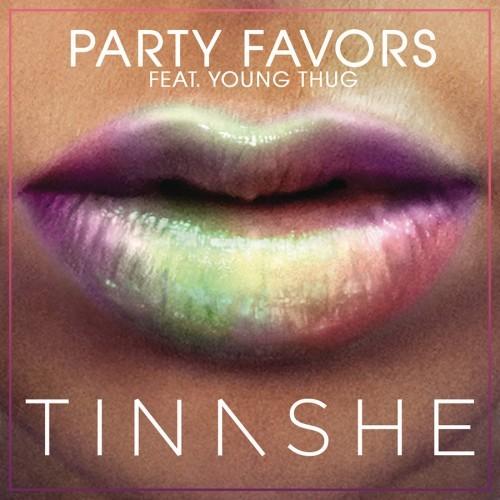 "TInashe - ""Party Favors""   Audio   UMOMAG"