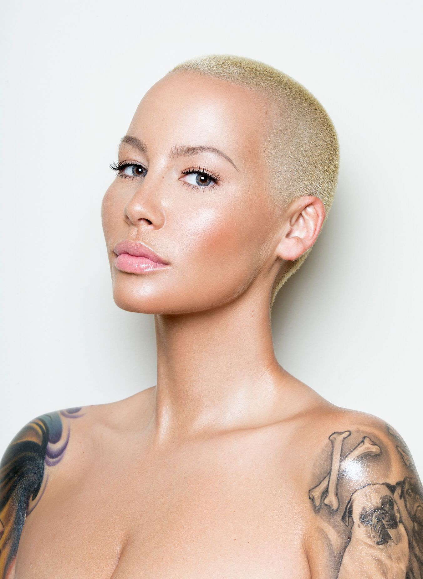 Natural Colored Hair Amber Rose Inspired Hair Color