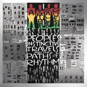 """A Tribe Called Quest - """"Can I Kick It?"""" (J. Cole Remix) 