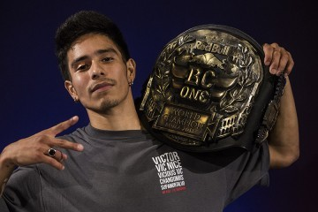El b-boy americano Victor Montalvo, campeón mundial del 'Red Bull BC ONE 2015' | LifeStyle | UMOMAG