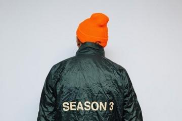 Kanye West presenta en sociedad su nueva colección YEEZY SEASON 3
