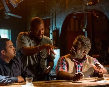 Una tarde en la barbería con el director MALCOM D. LEE | Reportajes | UMOMAG