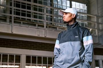 Chris Brown protagoniza la campaña primavera/verano de SNIPES | LifeStyle | UMOMAG