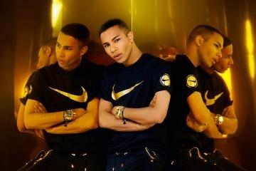 Nike desvela su colaboración con el diseñador francés Oliver Rousteing | LifeStyle | UMOMAG