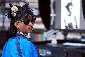 Willow Smith presta su imagen a CHANEL para la nueva colección de gafas FW16 | LifeStyle | UMO Magazine
