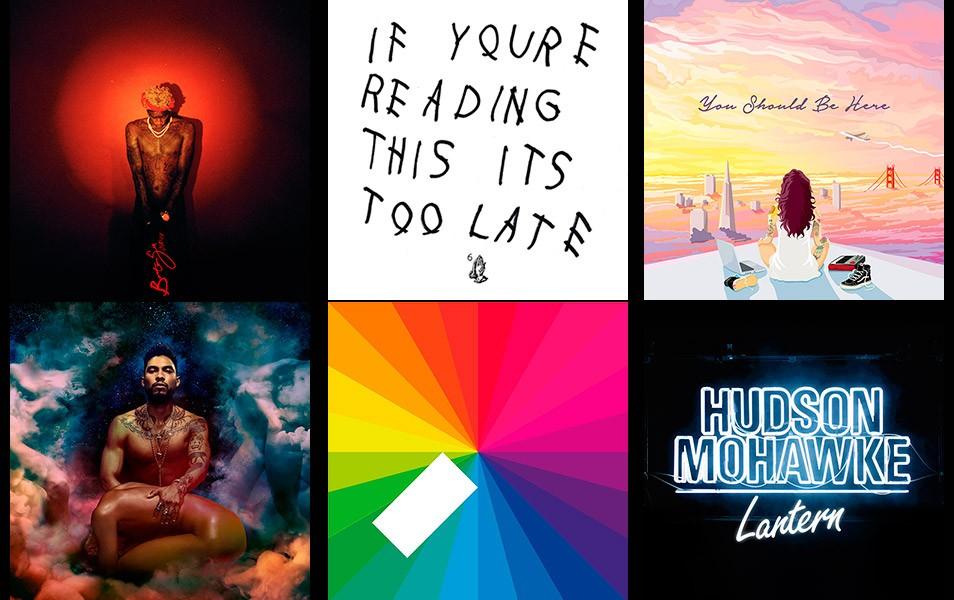 Los 6 DISCOS de los primeros seis meses del año | UMO Magazine
