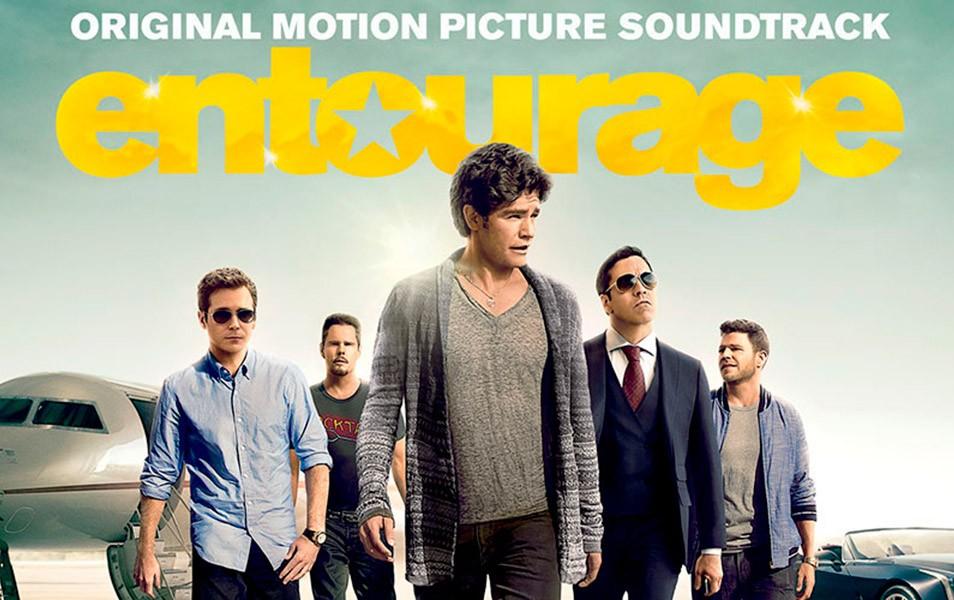 5 razones por las que deberías ver la película 'ENTOURAGE (El Séquito)'