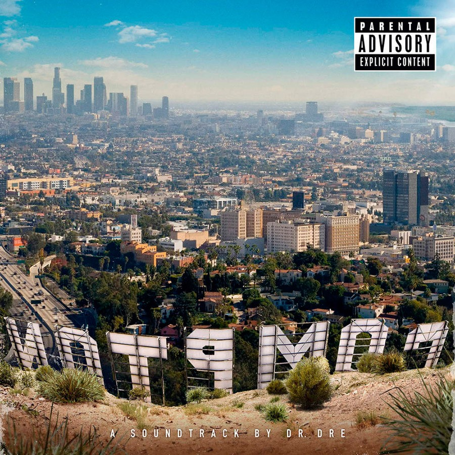 Portada y tracklist del álbum COMPTON de Dr. Dre | Noticias | UMOMAG