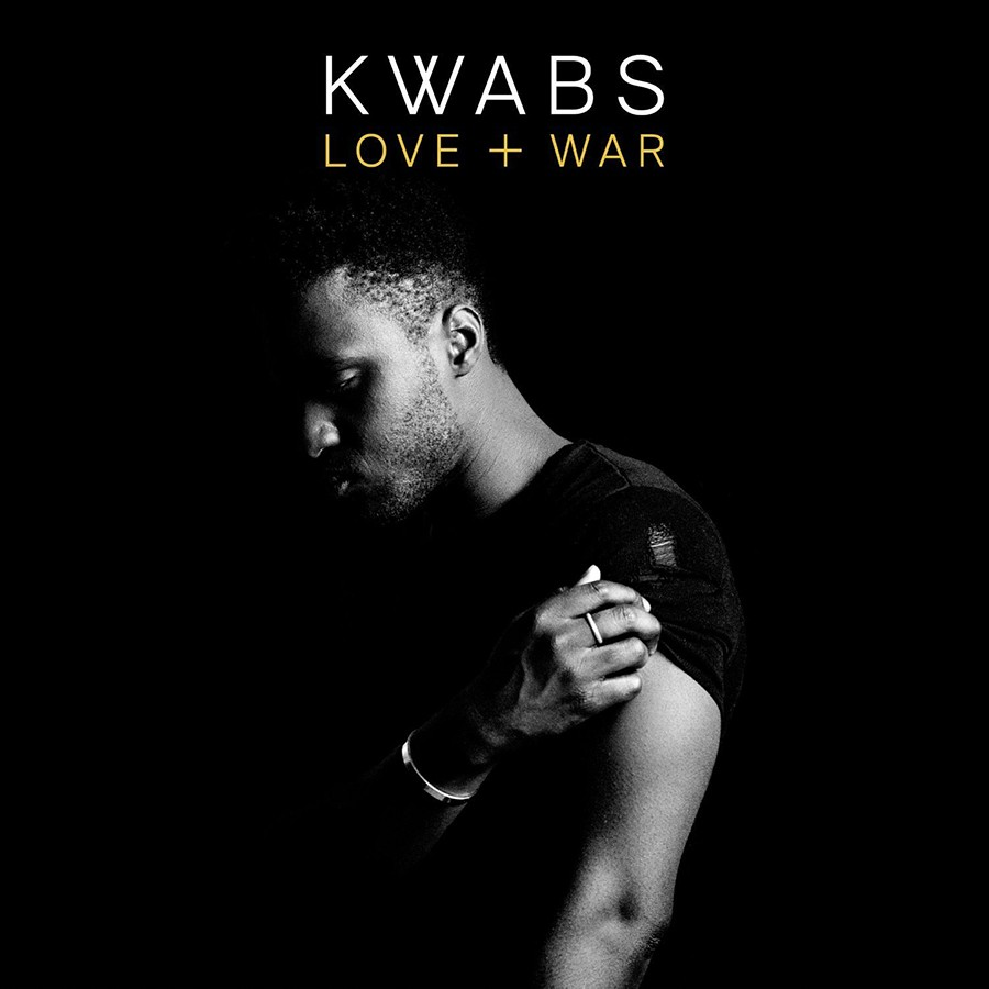 Kwabs - LOVE + WAR | Discos | UMOMAG