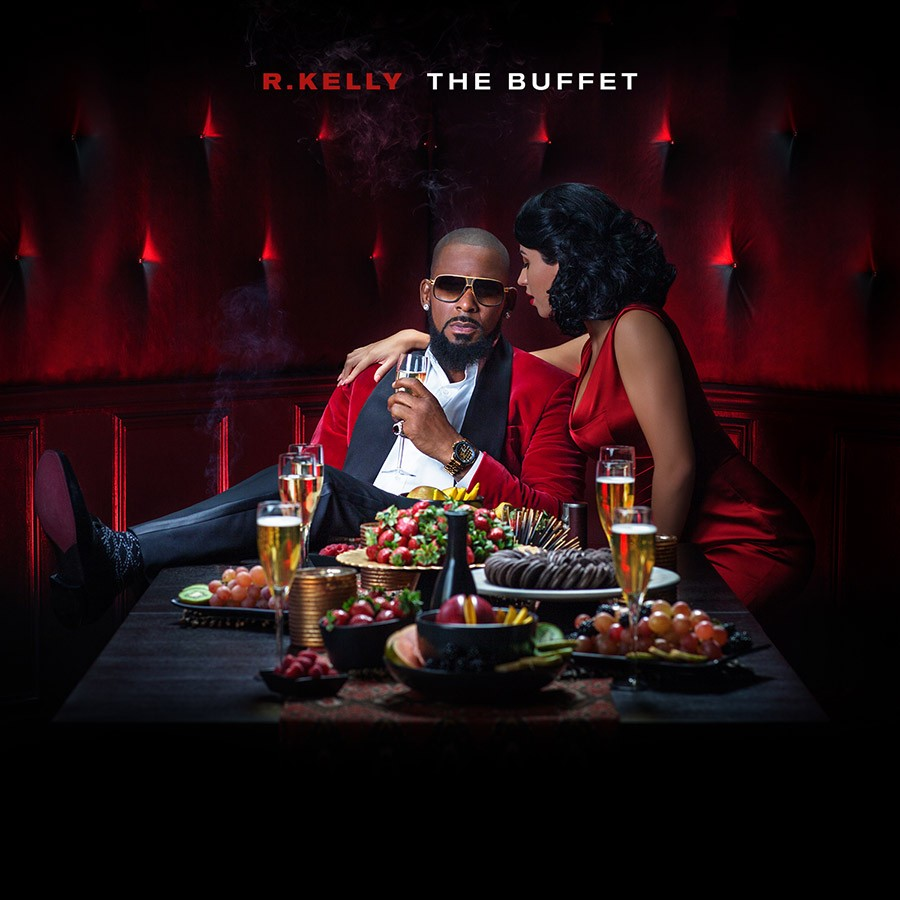 Portada y tracklist del álbum THE BUFFET de R. Kelly | Noticias | UMOMAG