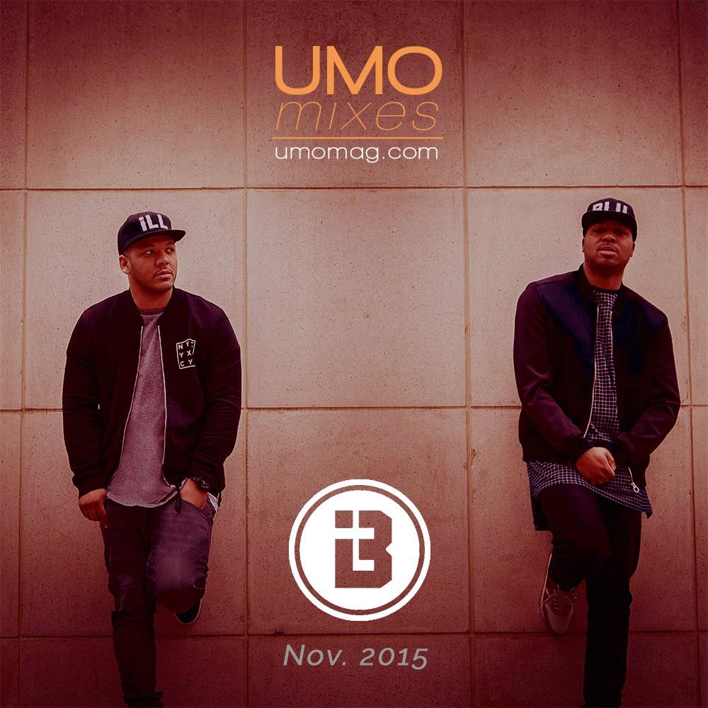 UMOmixes: iLL Blu | UMOMAG