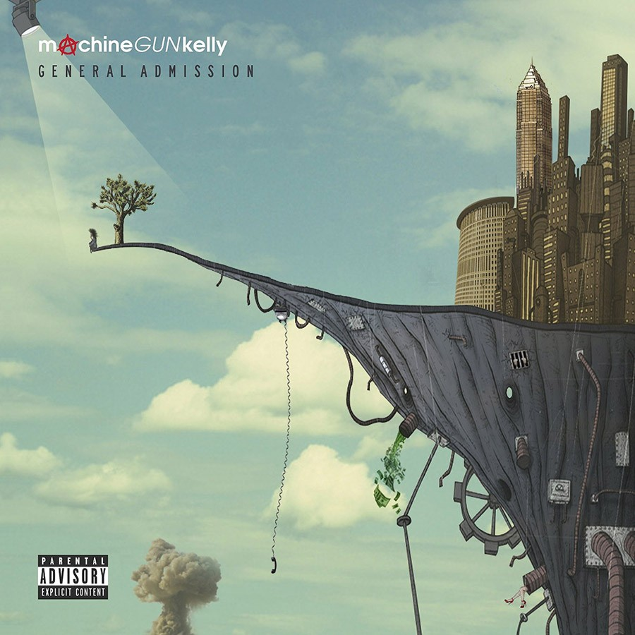 Machine Gun Kelly - GENERAL ADMISSION | Discos | UMOMAG