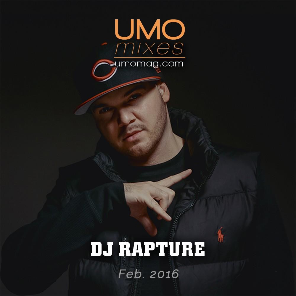UMOmixes: DJ Rapture | UMOMAG