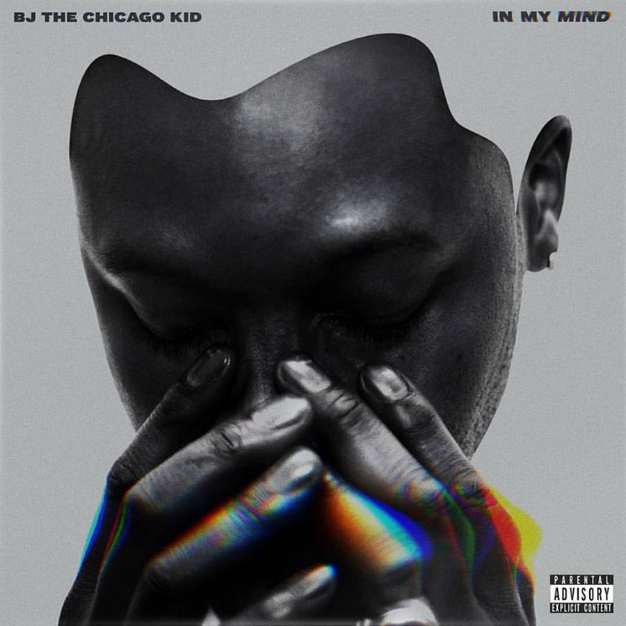Portada y tracklist del álbum IN MY MIND de BJ The Chicago Kid | Noticias | UMOMAG