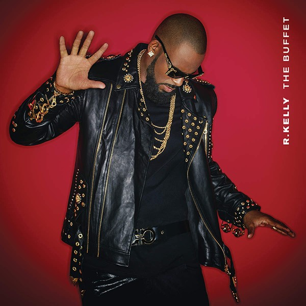 R. Kelly - THE BUFFET | Discos | UMOMAG