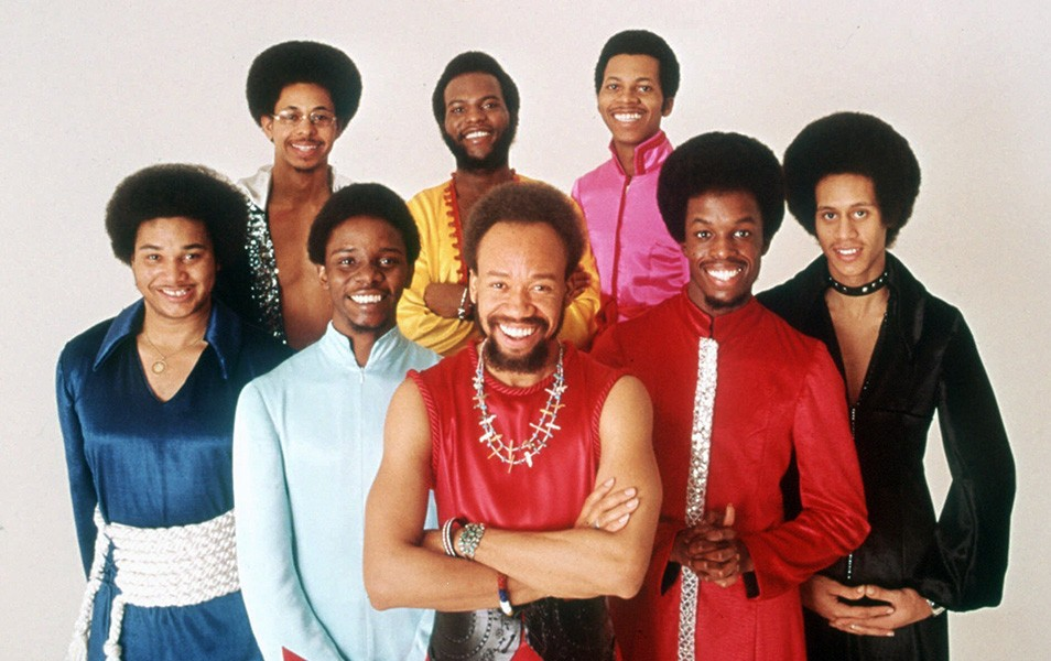 Las 5 canciones más sampleadas de Earth, Wind & Fire | UMO Magazine