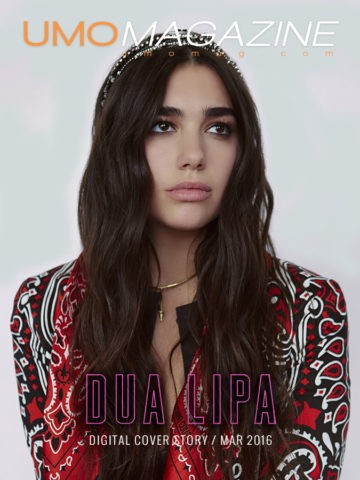 DUA LIPA, girl power | UMO Magazine