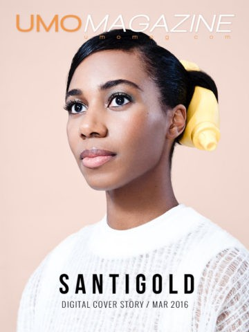 SANTIGOLD, yes she can | UMO Magazine