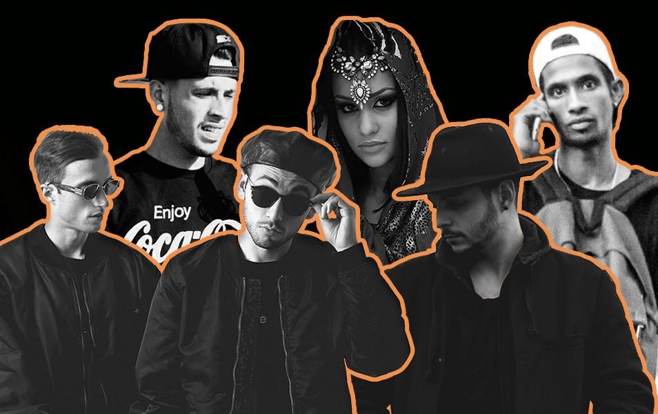 5 artistas españoles que deberías escuchar ahora mismo | UMO Magazine