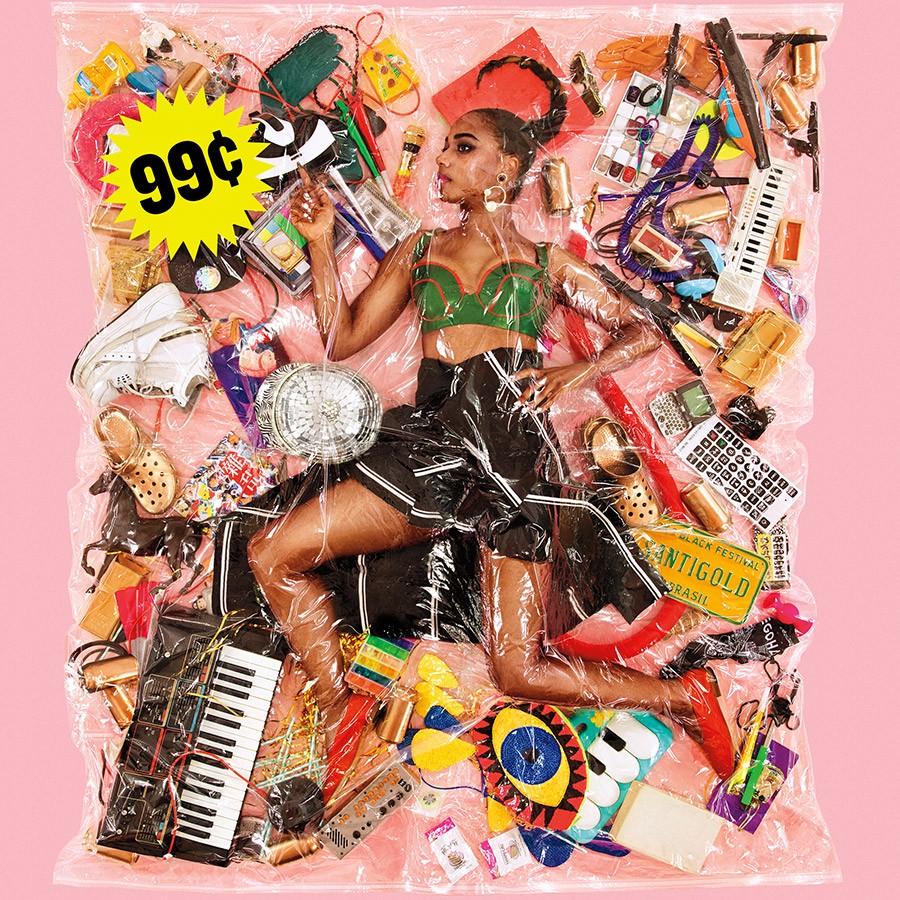 Santigold - 99 CENTS | Discos | UMOMAG