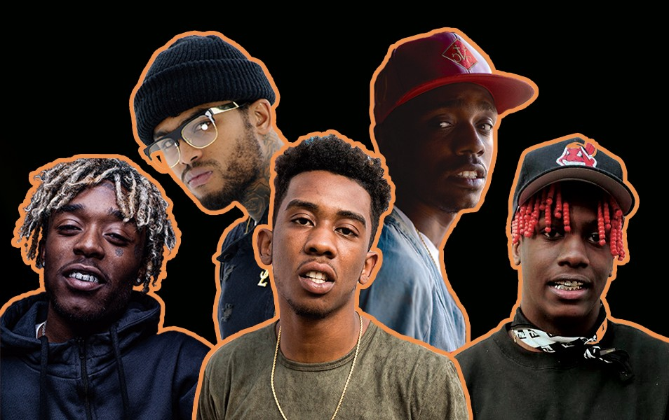 5 rappers americanos que deberías escuchar ahora mismo | UMO Magazine