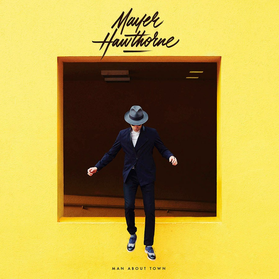 Mayer Hawthorne - MAN ABOUT TOWN | Discos | UMOMAG