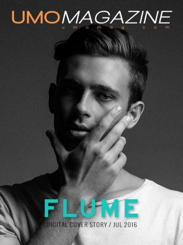 FLUME, arquitecto de sonidos | UMO Magazine