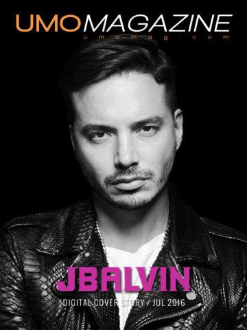 J BALVIN, parcero universal | UMO Magazine