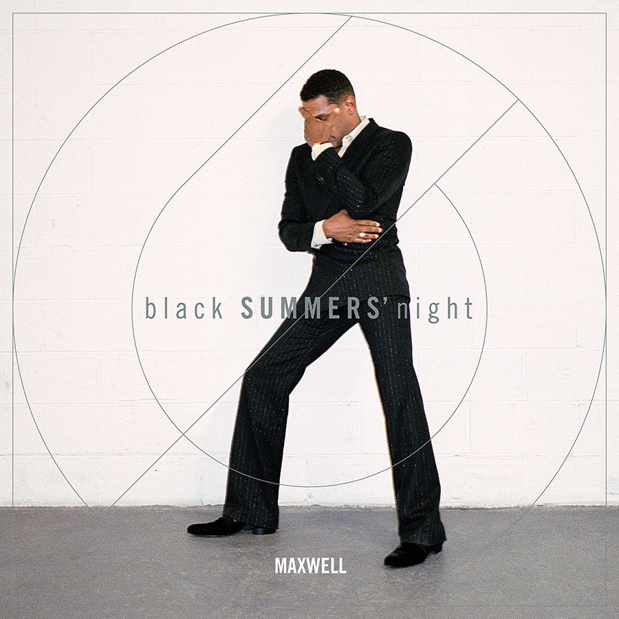 Maxwell - blackSUMMERS'night | Discos | UMO Magazine