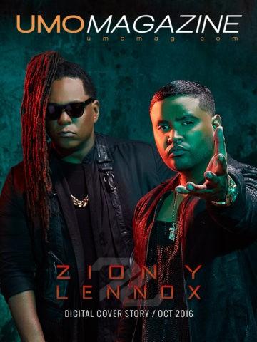 ZION & LENNOX, el combo perfecto | UMO Magazine