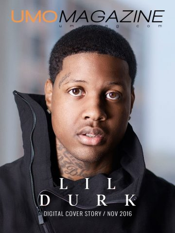 LIL DURK, hecho a sí mismo | UMO Magazine