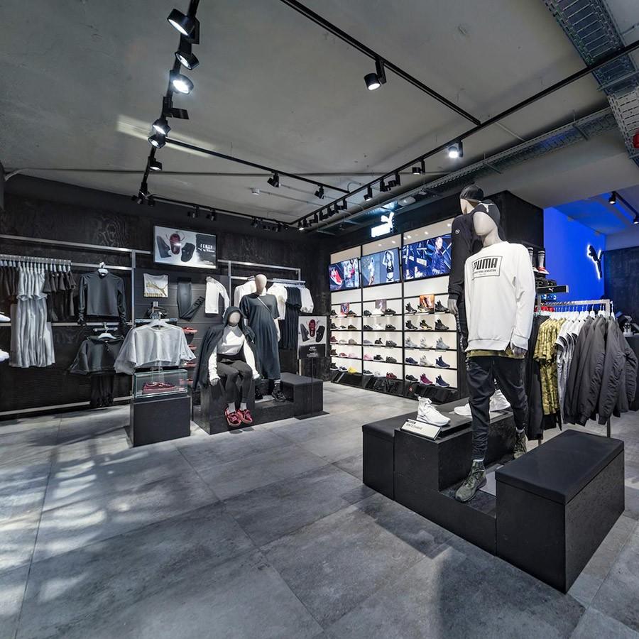 PUMA abre su primer flagship store en Madrid | UMO Magazine