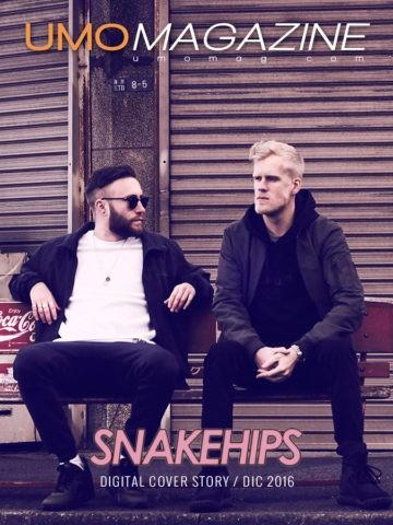 SNAKEHIPS, música de calidad | UMO Magazine