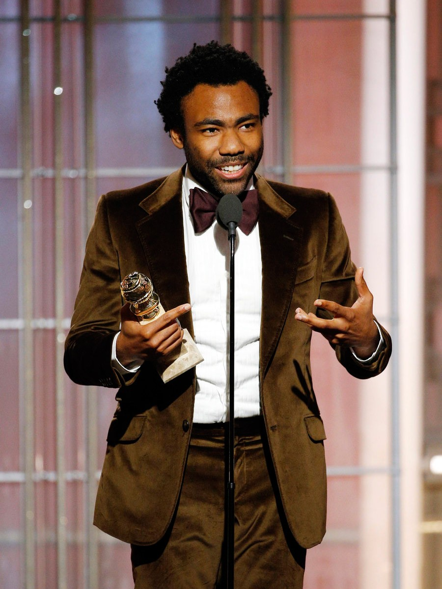 noticia donald glover globos de oro