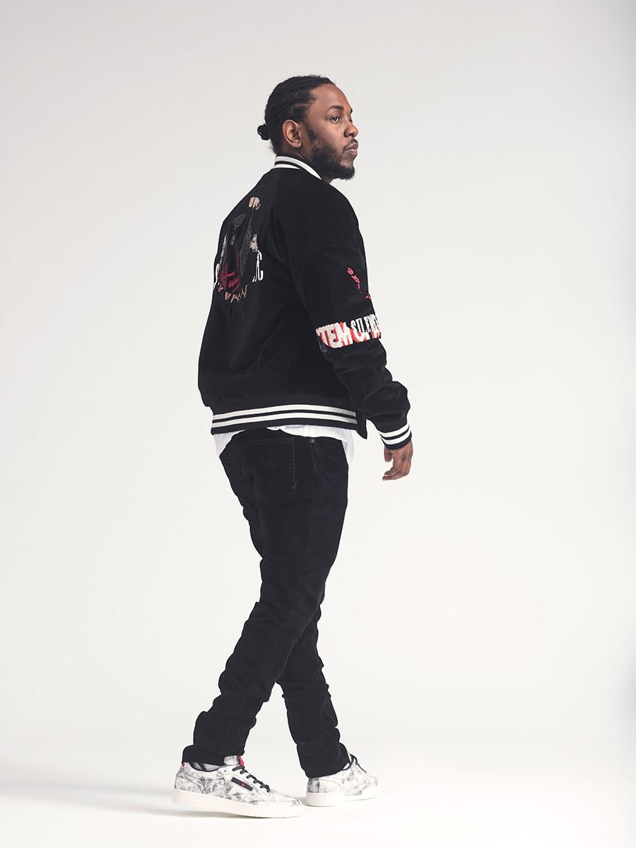 noticia kendrick lamar reebook sneakers lifestyle urban musica