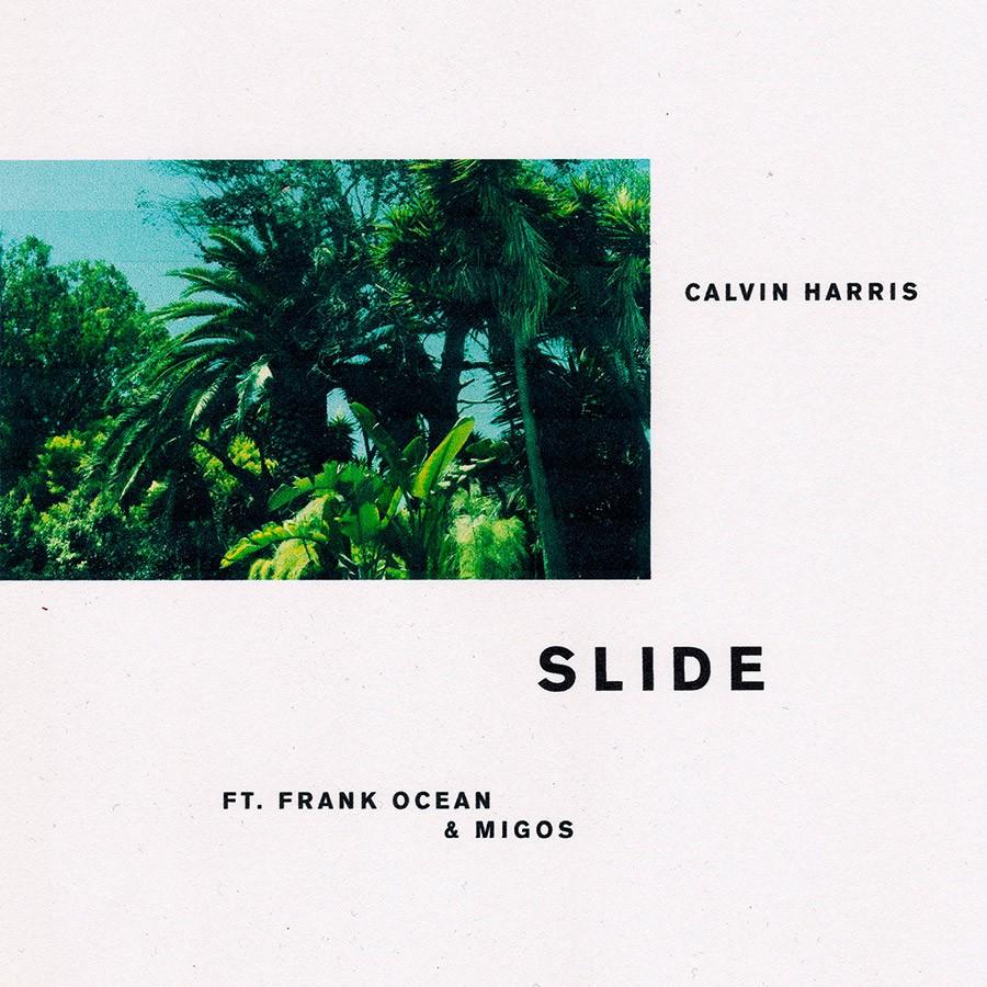 audio calvin harris frank ocean migos slide rnb pop urban muisca umomag