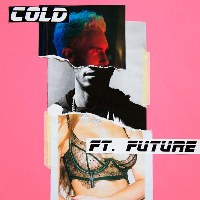 audio maroon 5 future cold pop stream musica umomag