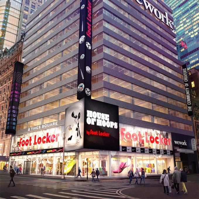 noticia foot locker tienda nueva york deportes nike puma adidas lifestyle umomag