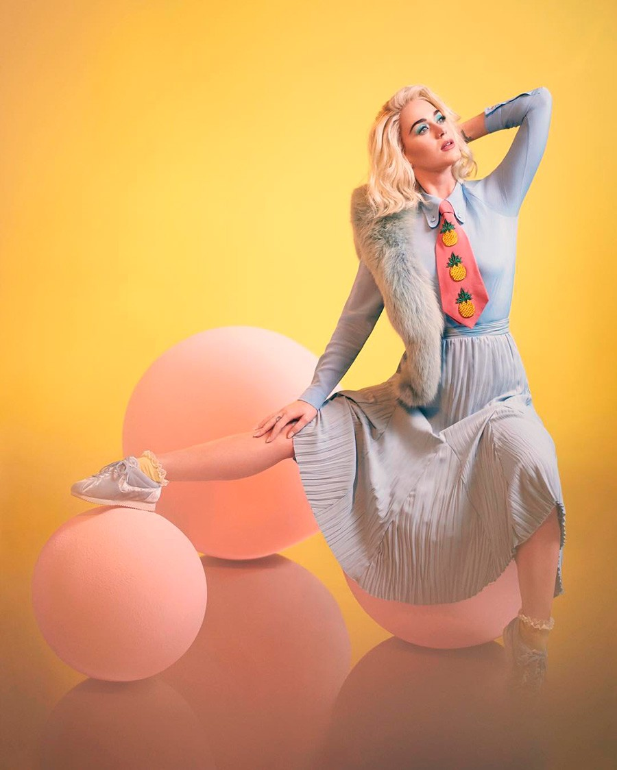 noticia katy perry chained to the rhythm single pop musica umomag