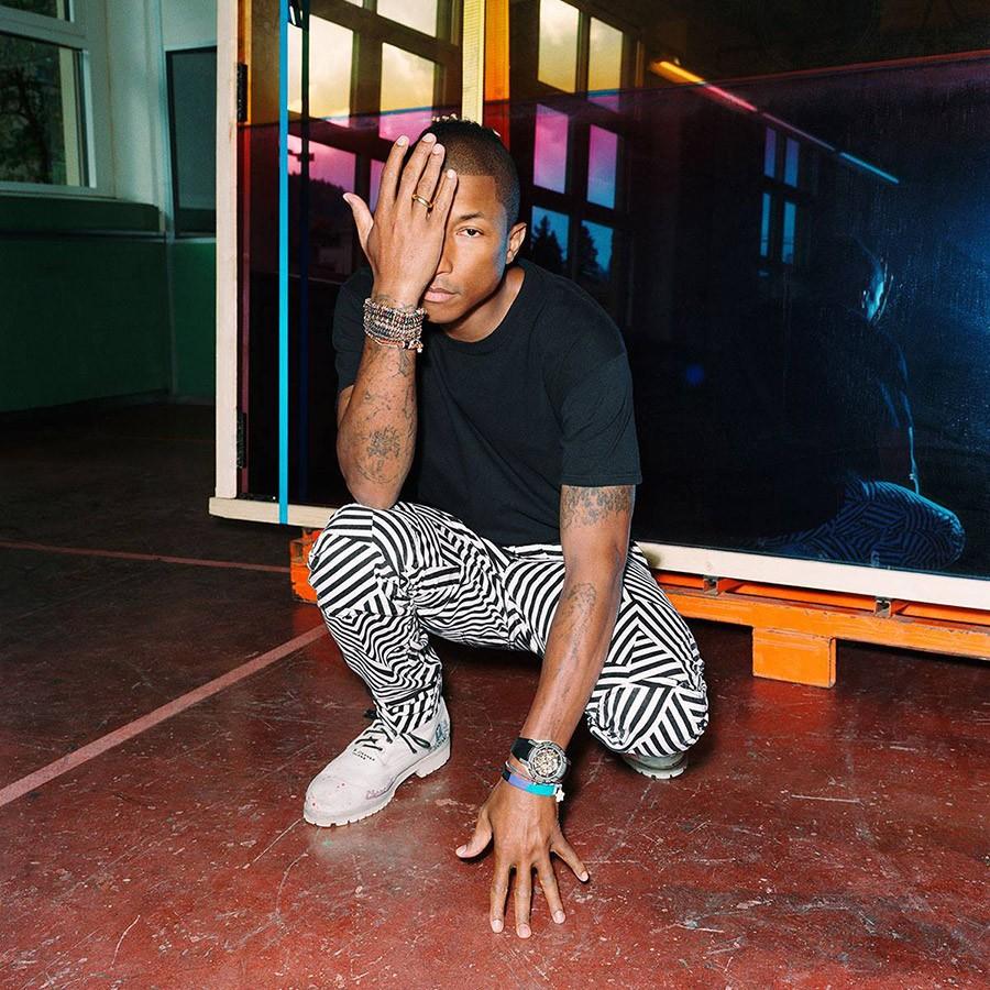 noticia pharrell williams g star raw moda tendencias fashion lifestyle umomag
