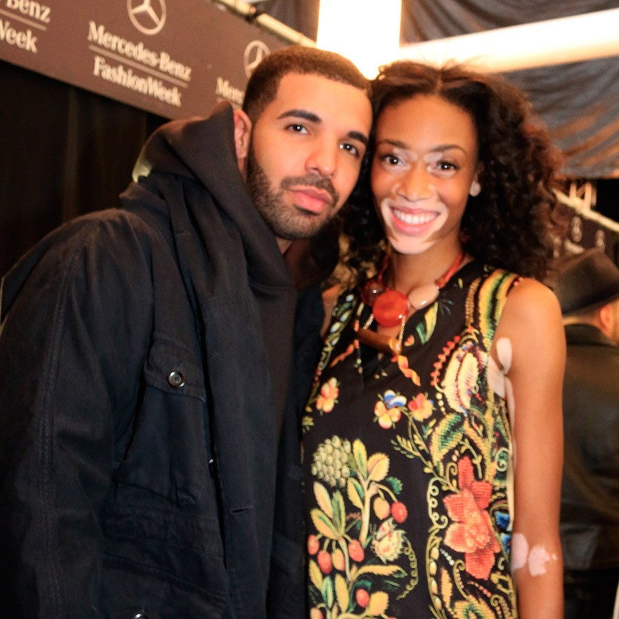 noticia winnie harlow drake gossip sociedad lifestyle umomag
