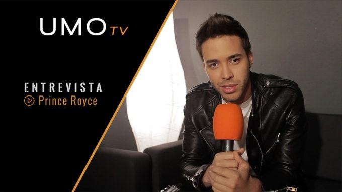 prince royce entrevista bachata urban latino musica umotv