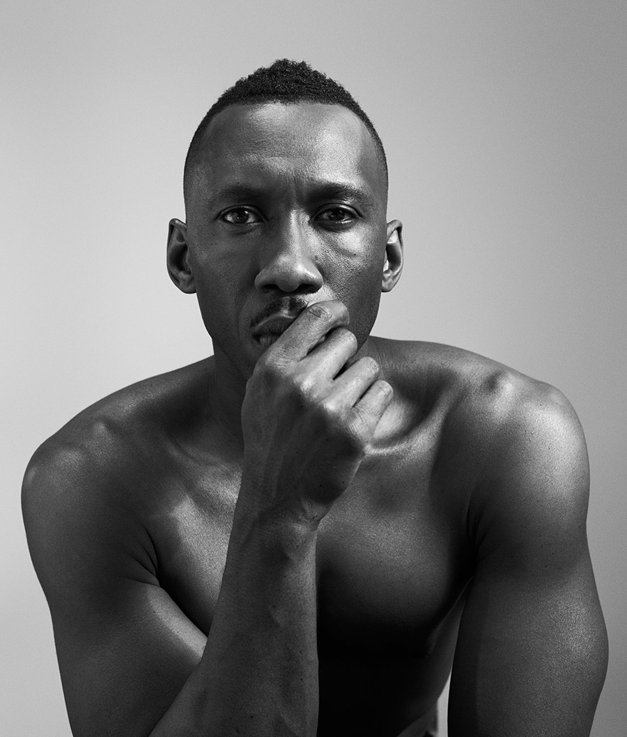 noticia mahershala ali oscar actor calvin klein tendencias moda lifestyle