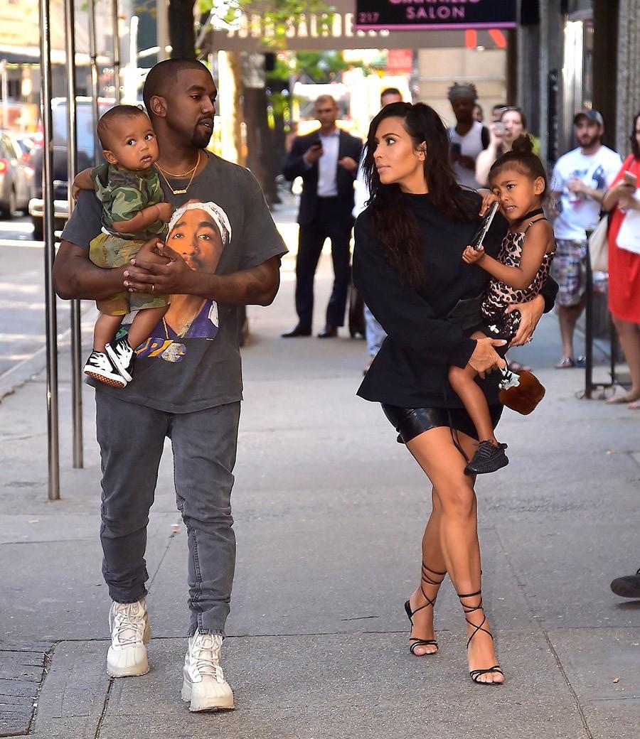 moda infantil kardashian
