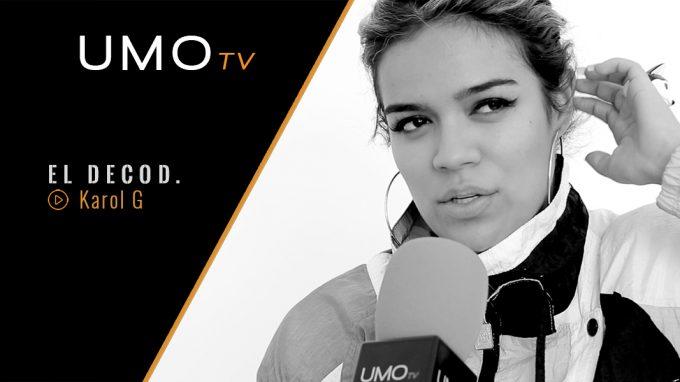 """""""Amor de Dos"""" se lanzó en 2013 y fue el primer éxito de la diva colombiana Karol G en su país"""